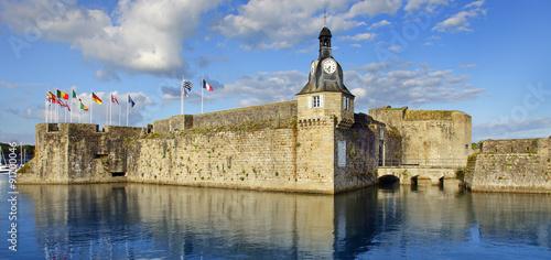 Bretagne, Concarneau Canvas Print
