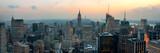 Fototapeta Nowy Jork - New York City skyscrapers