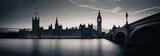Fototapeta Londyn - London at dusk