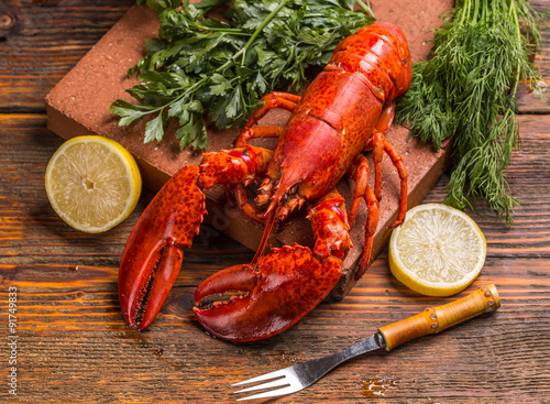 Photo  Lobster