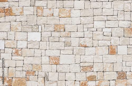 In de dag Stenen Steinmauer Natursteine Hintergrund Textur Struktur