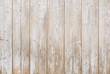 Leinwandbild Motiv Leerer Holzhintergrund Shabby Holz Weiß Grau
