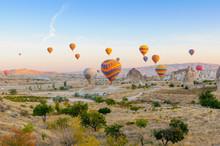 Hot Air Balloons Capadocia, Tu...