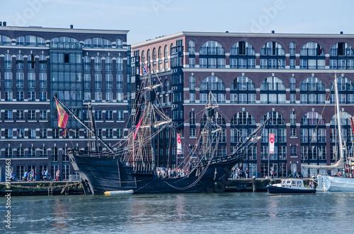 Photo  Amsterdam sail