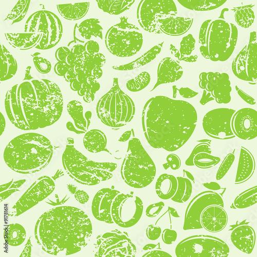 owoce-i-warzywa-w-stylu-retro-grungy