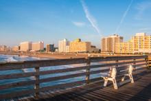 Virginia Beach Boardwalk As Se...