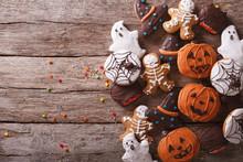 Delicious Halloween Ginger Bis...