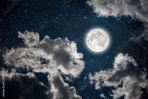 Fototapety, obrazy: night sky