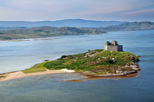 Castle Tioram, Lochaber, Highlands, Scotland