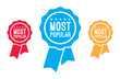 Most Popular Ribbons