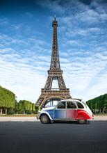 Tour In Auto A Parigi
