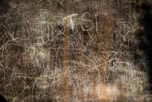 Graffiti On Kumbhalgarh Fort W...