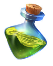 Magic Potion Clipart