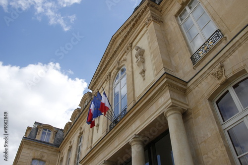 Fotografie, Obraz Paris - Palais de l'Élysée