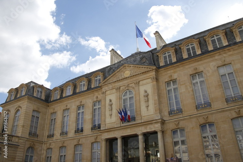 Obraz na plátně Paris - Palais de l'Élysée