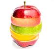 Mixed Fruit - Apple, orange slices