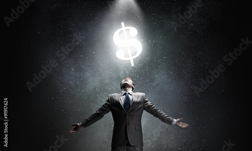 Photo Money power