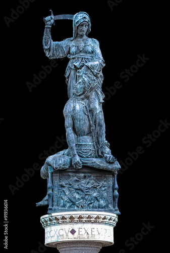 Fotografia, Obraz  Judith beheading Holofernes