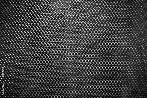 Perforated metal grate. Canvas-taulu