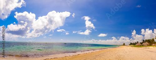 Santa Lucia beach, Camaguey Province, Cuba. Wallpaper Mural