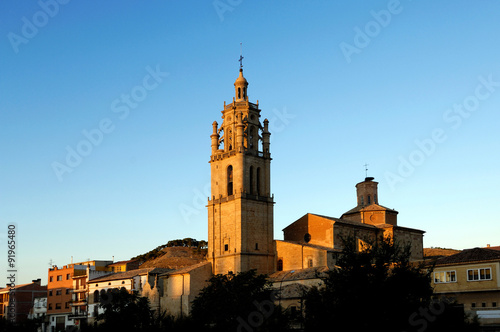 Los Arcos, Navarra, Spain,