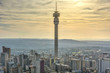 canvas print picture Hillbrow Tower - Johannesburg, South Africa