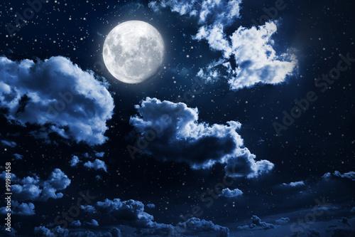 Photographie  Ciel de nuit