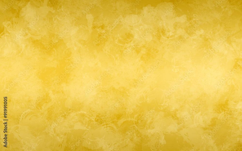 Fototapety, obrazy: Hintergrund gold abstrakt Illustration