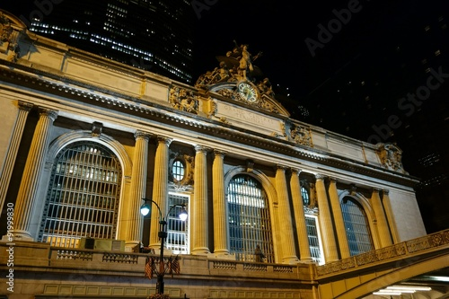 Photo New York - Grand Central Station