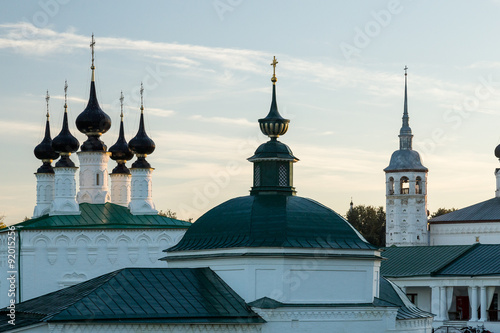 Church of the Entry into Jerusalem - Suzdal Canvas Print
