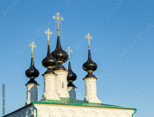 Church of the Entry into Jerusalem - Suzdal Wallpaper Mural