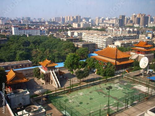 Spoed Foto op Canvas Xian Xi'an