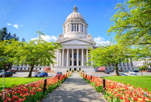 Fotografía  Washington State Capitol Building