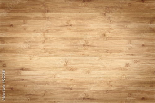 Deurstickers Bamboe bamboo wood background