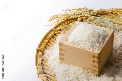 Fotografia  お米イメージ Japanese rice image