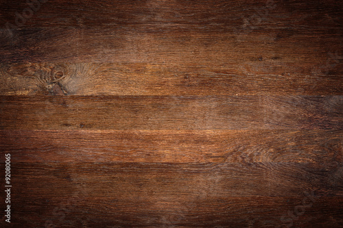 old rustic wood background - 92080065