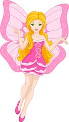 NaklejkaPink Fairy