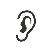 Ear   Icon.