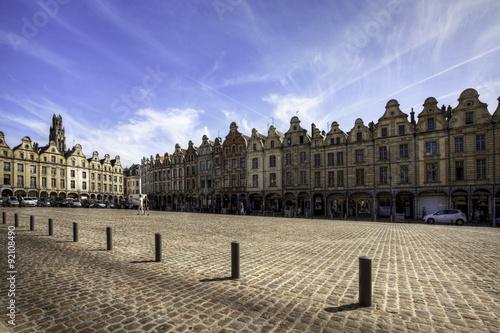 Photo Place des Heros in Arras, France