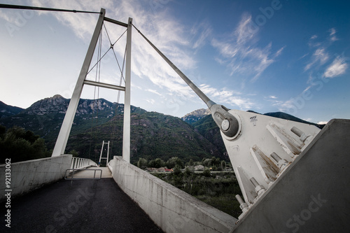 Poster Bridges ponte