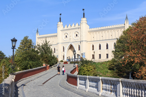 Obraz Royal Castle in Lublin, Poland - fototapety do salonu