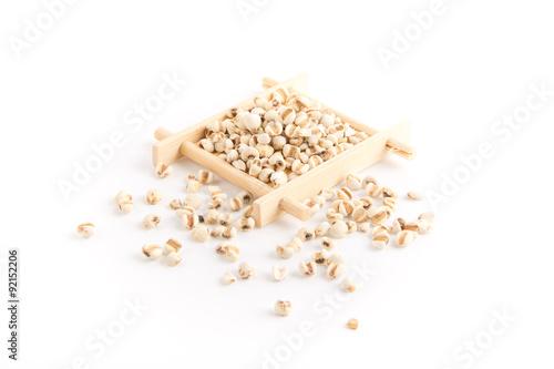 Fényképezés  coix seed Barley