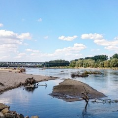 Fototapeta Rzeka i Jezioro Wisła 3