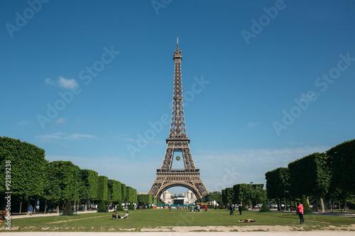 Staande foto Parijs beautiful view of the Paris, France