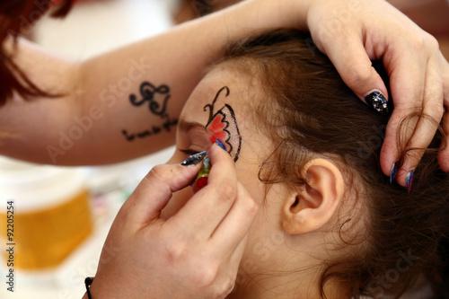 Fotografía  Make-up Bambini
