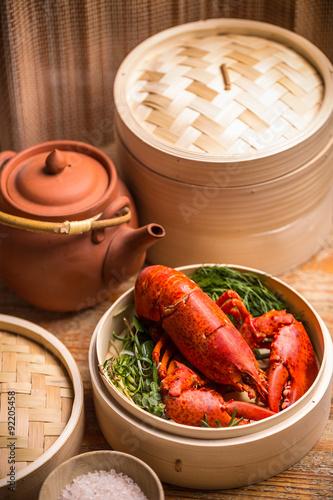 Canvastavla  Lobster