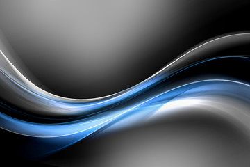 Abstract Light Blue Gray Background Design