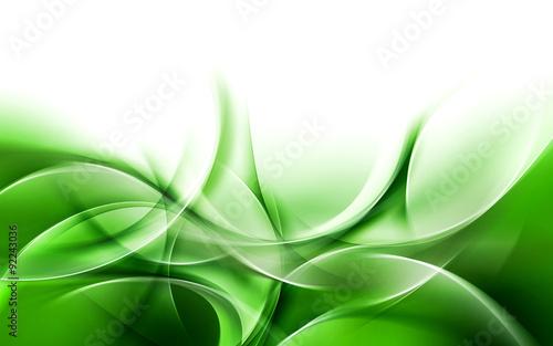 Fototapety na ściany streszczenie-zielone-tlo-projektu