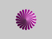 Purple Circular Logo