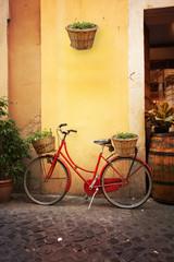 Fototapeta na wymiar Roman street